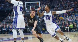 NBA: Kings de Sacramento vencen 109-106 a líderes Warriors