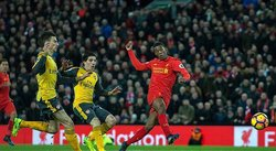 Premier League: Liverpool vence 3-1 al Arsenal y lo manda a quinta plaza