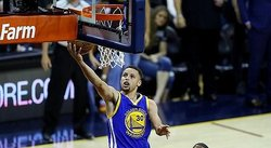 NBA: Warriors, con Curry soberbio, pasan a semifinales con 4-0