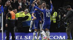 Premier League: Chelsea vence 3-0 a Middlesbrough y ¡título casi es suyo!