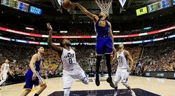 NBA: Warriors vencen 4-0 a los Jazz y llegan a finales del Oeste