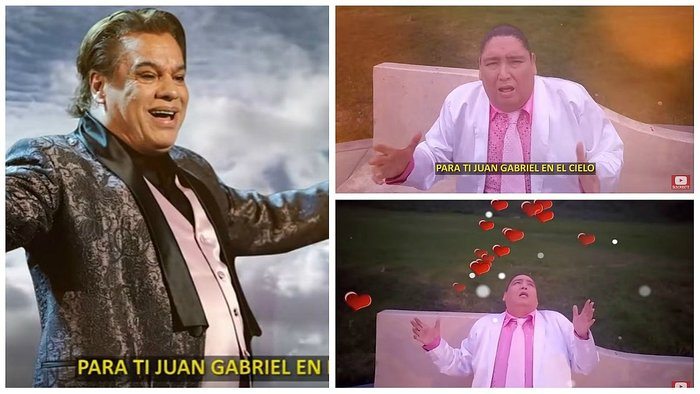 ​YouTube: Tongo le rindió homenaje a desaparecido Juan Gabriel (VIDEO)