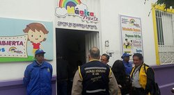 Municipalidad de Lima inspecciona guarderías de Santa Beatriz (VIDEO)