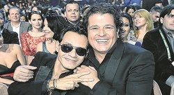 Marc Anthony y Carlos Vives vuelven al Perú con espectacular concierto