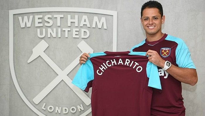 "West Ham ficha a ""Chicharito"" Hernández por tres temporadas [VIDEO]"