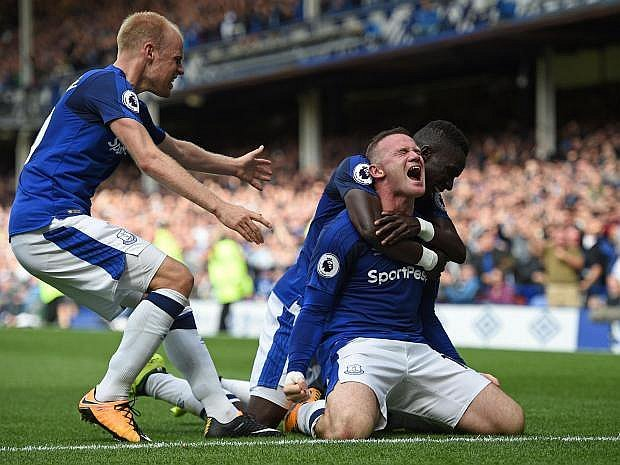 Premier League: Chelsea cae y Rooney anota en vuelta al Everton (VIDEO)