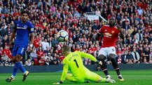 ​Premier League: Manchester United golea al Everton y caza al City (VIDEO)