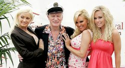 Hugh Hefner, fundador de la revista Playboy, muere a los 91 años (VIDEO)