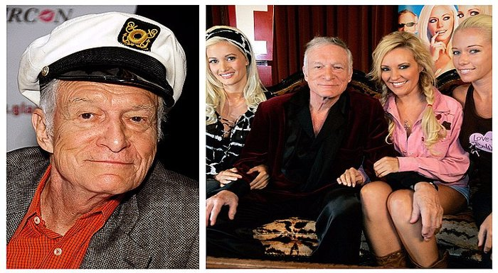 E! Entertainment rinde tributo a Hugh Hefner