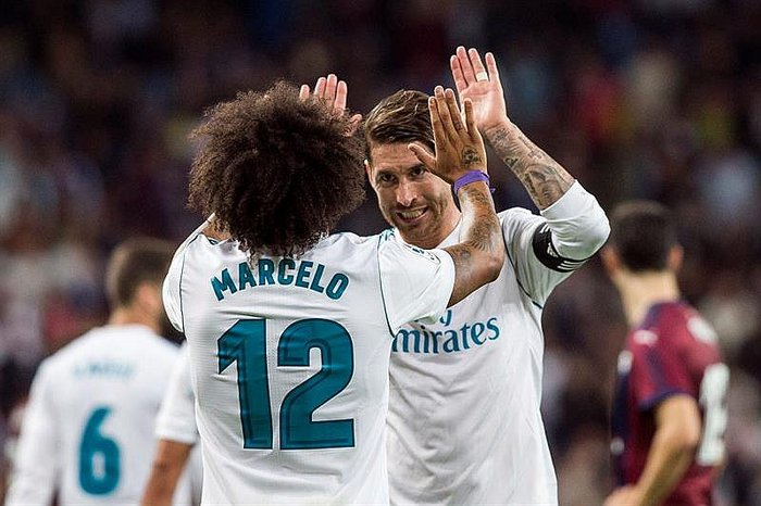 ​Real Madrid aplasta 3-0 al Eibar y mantiene paso del líder Barcelona (VIDEO)