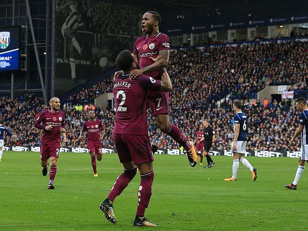 ​Premier League: Manchester City arrasa y mantiene 5 puntos de ventaja (VIDEO)