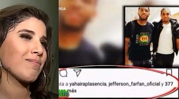 Yahaira Plasencia: Jefferson Farfán y el lazo que los sigue uniendo (VIDEO)