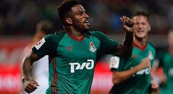 ¡Imparable! Jefferson Farfán anotó el gol del triunfo para el Lokomotiv (VIDEO)