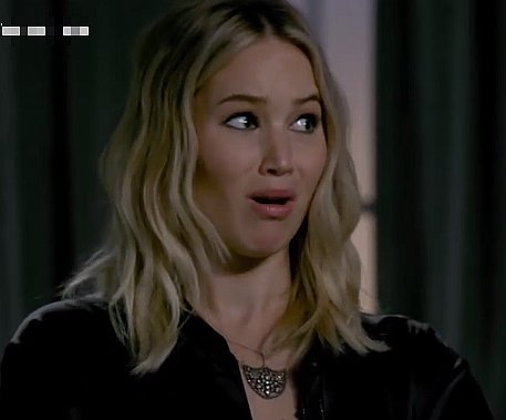 Jennifer Lawrence admite ser grosera y revela cómo les dice que no a sus fans (VIDEO)