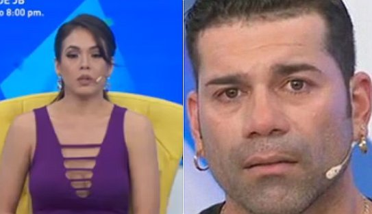 Tomate Barraza fue despedido de Latina y noticia fue anunciada por Jazmin Pinedo (VIDEO)