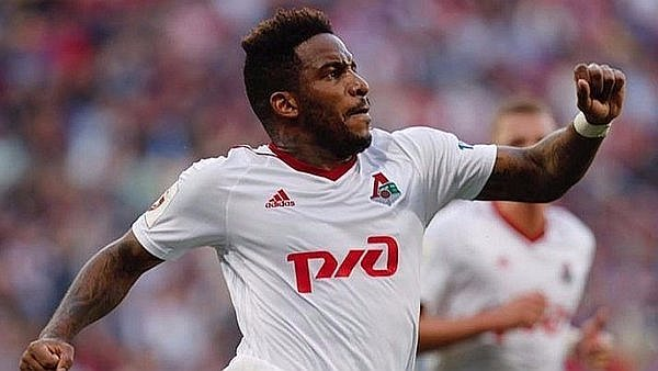 Jefferson Farfán anotó gol del triunfo de Lokomotiv (VIDEO)