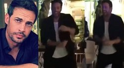 Instagram: William Levy alborota las redes bailando canción de Celia Cruz (VIDEO)