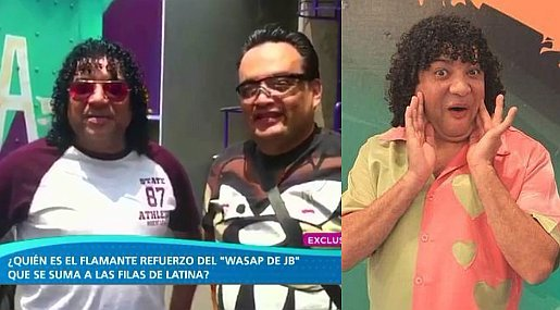 Carlos Vílchez regresa a las pantallas de Latina (VIDEO)