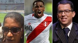 ​Jefferson Farfán: su madre asistió a homenaje a Daniel Peredo en el Estadio Nacional (VIDEO)