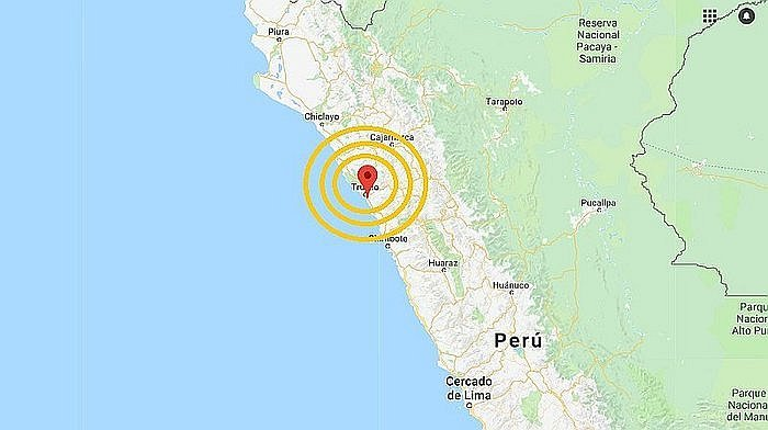 Sismo de regular intensidad se registra en Lima