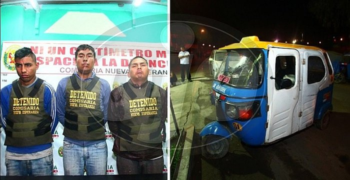 VMT: Adolescente embarazada es dopada y violada por sus cinco vecinos (FOTOS Y VIDEO)