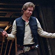 "​Pistola de Han Solo en ""Return of the Jedi"" se vende por 550,000 dólares"