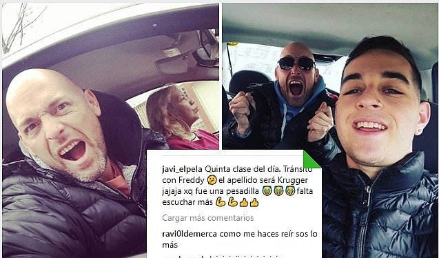 Conoce al instructor de manejo que causa furor en Instagram