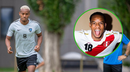André Carrillo entrena por primera vez en su nuevo club Al Hilal (VIDEO)