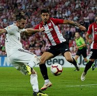 ​Real Madrid empata 1-1 al Athletic Bilbao y Barcelona es líder solitario