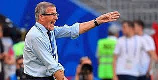 ​Oscar Washington Tabárez tendrá una estatua en Montevideo