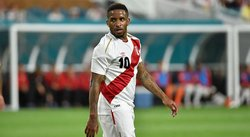 Jefferson Farfán es desconvocado y no jugará los amistosos ante Chile y EE.UU.