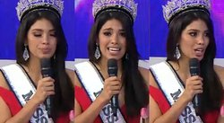 Miss Perú 2019: Anyella Grados se quiebra en pleno programa en vivo por bullying en redes (VIDEO)