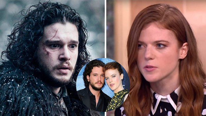 Kit Harington, de Game of Thrones, le habría sido infiel a su esposa tras solo cinco meses de casados