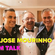 ​Robbie Williams y José Mourinho resultan ser grandes filósofos │ VIDEO