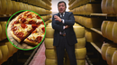 Banco italiano acepta ingrediente principal de pizza como garantía de préstamo (VIDEO)