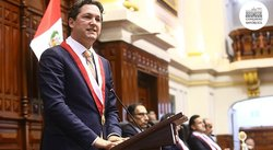 Daniel Salaverry es elegido presidente del Congreso hasta julio del 2019 (VIDEO)
