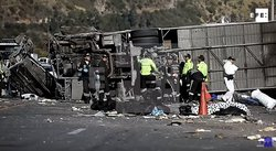 Mueren 24 personas entre venezolanos y colombianos en accidente vehicular (VIDEO)