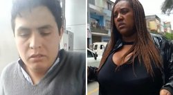 "Depravado mostró partes íntimas e intentó sobornar a la popular ""negra petróleo"" (VIDEO)"