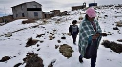 Intensa ola de nevadas y lluvias se registrará en toda la sierra (VIDEO)