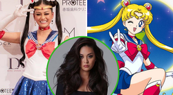 Miss Universo Japón sorprende con vestido de Sailor Moon (VIDEO)