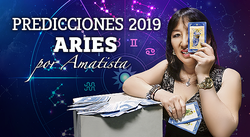 Predicciones 2019 para el signo de Aries por Amatista (VIDEO)