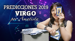 Predicciones 2019 para el signo de Virgo por Amatista (VIDEO)