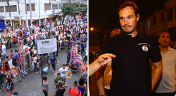 George Forsyth limpió calles de Gamarra pero ambulantes regresaron (VIDEO)