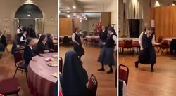 "Monjas se viralizan al cantar y bailar al ritmo de  ""We will rock you"" de Queen (VIDEO)"