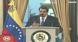 Nicolás Maduro comete terrible error durante conferencia de prensa (VIDEO)